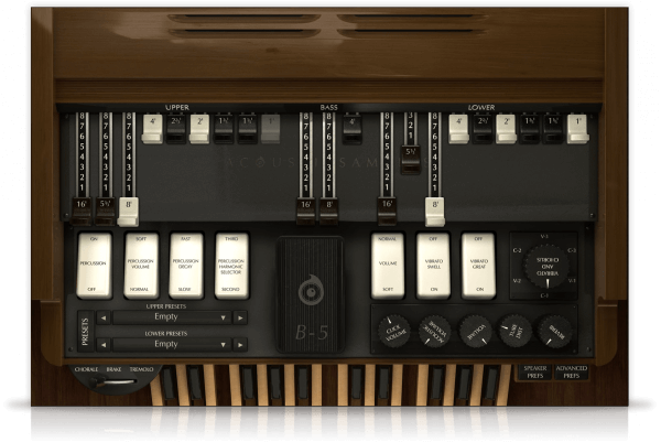 B-5 Organ