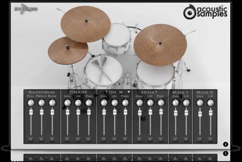 DrumTasteBrush